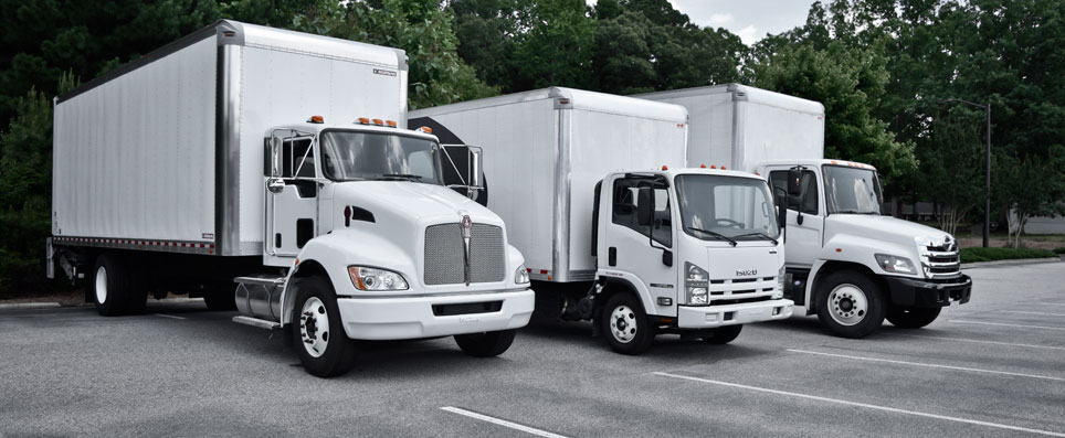 Medium Duty Trucks from MHC Kenworth