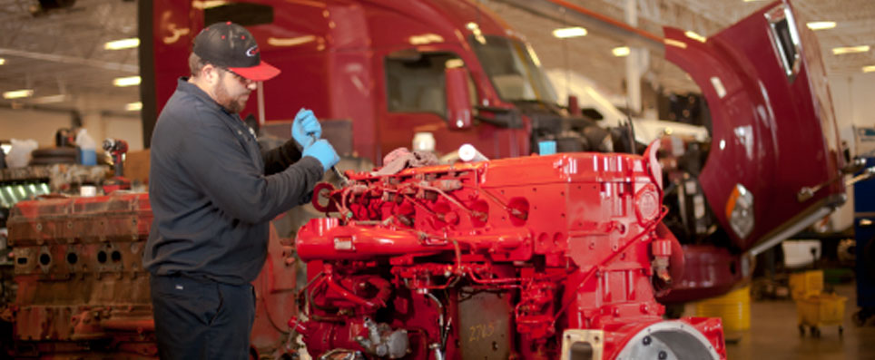 MHC Truck Leasing Contract Maintenance