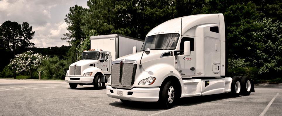 Leasing Trucks Kenworth Trucks
