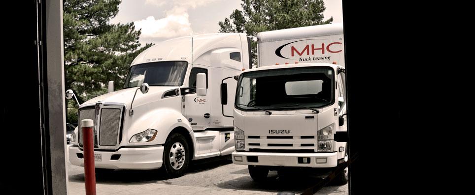 MHC Truck Leasing Maintenance