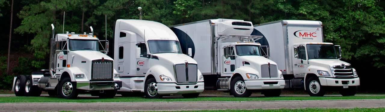 MHC Truck Leasing & Rental   Find location near you