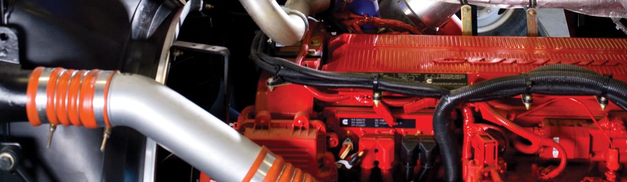 Optimize Engine Efficiency Cummins ISX15 Engine