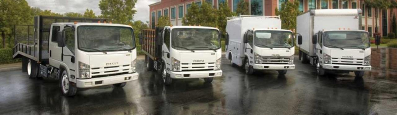 Isuzu New Trucks