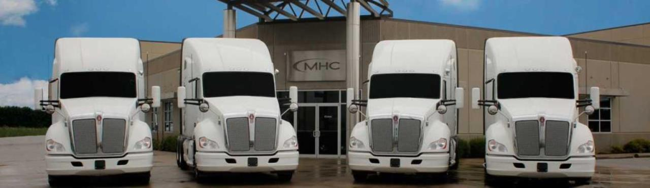 Kenworth Medium and Heavy duty Trucks