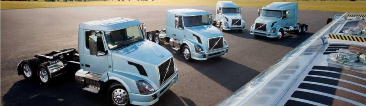 Volvo Class 8 Trucks