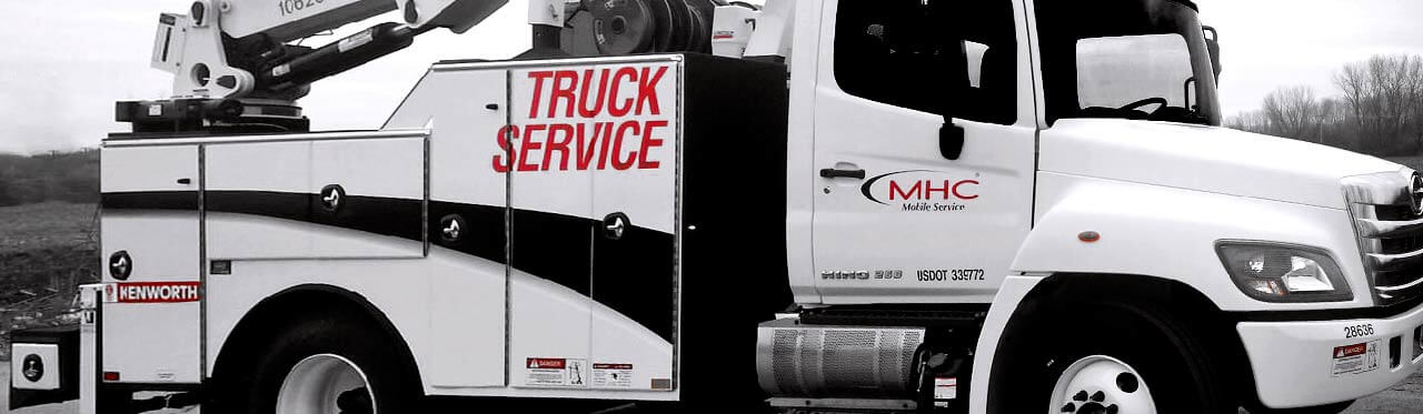 MHC Kenworth Mobile Maintenance