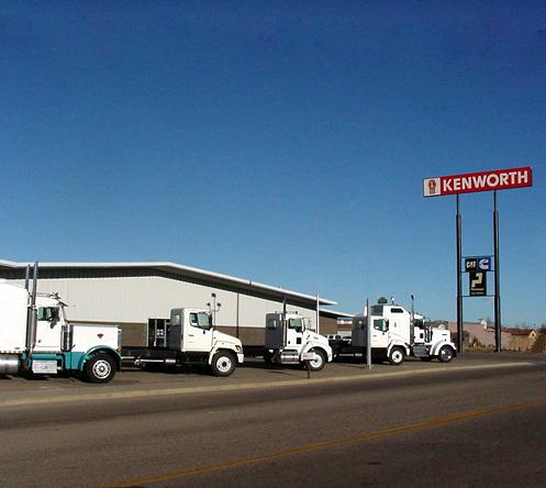 MHC Kenworth - Pueblo