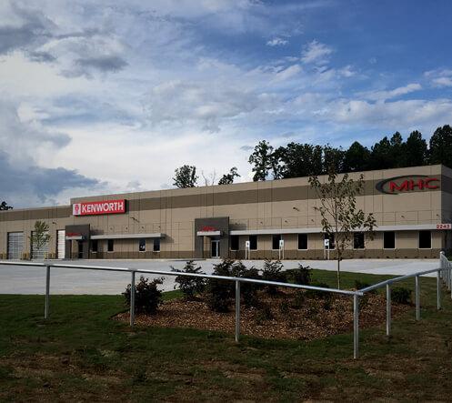 MHC Kenworth - Gainesville