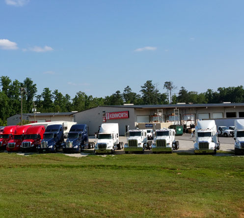 MHC Kenworth - South Atlanta | MHC Truck Leasing and Rental