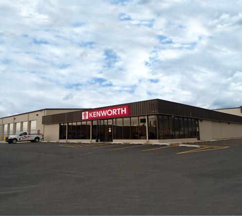 MHC Kenworth St. Joseph