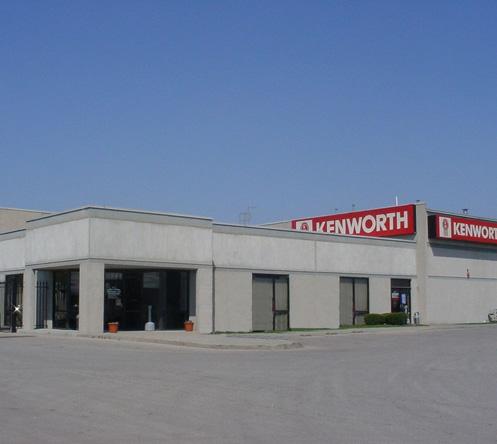 MHC Kenworth - Olathe