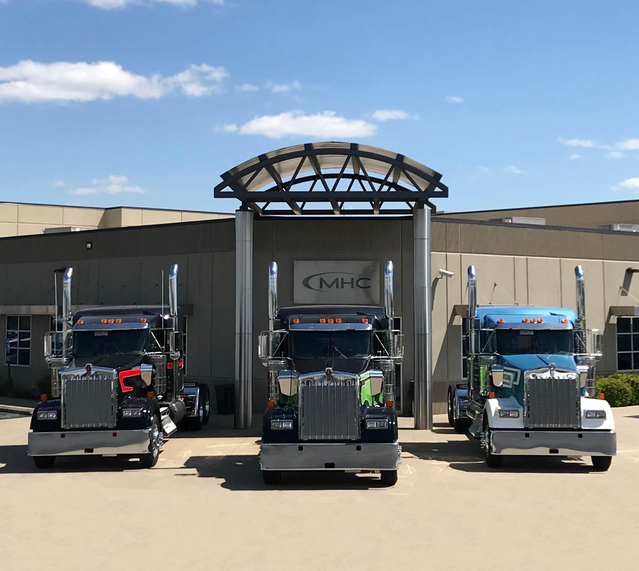MHC Kenworth - Joplin, MO | MHC Trucks