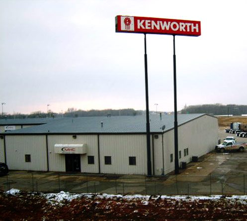 MHC Kenworth - Salina