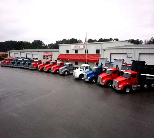 MHC Truck Leasing | MHC Kenworth Raleigh