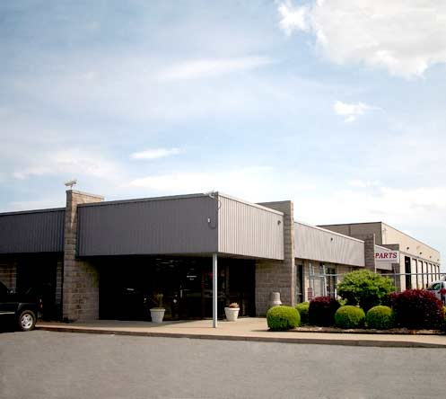 MHC Kenworth - Little Rock | MHC Truck Leasing