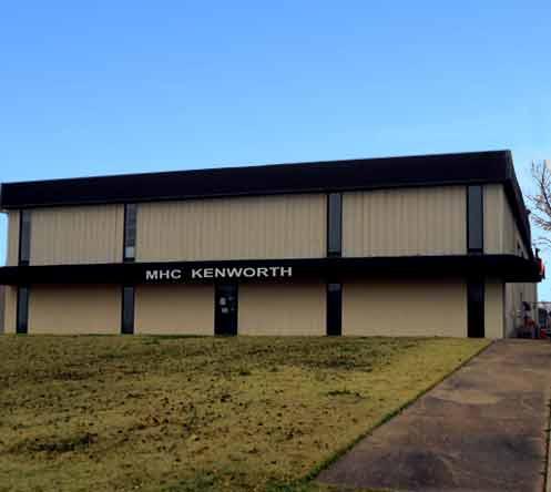 MHC Kenworth -  Van Buren