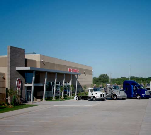 MHC Kenworth - Oklahoma City