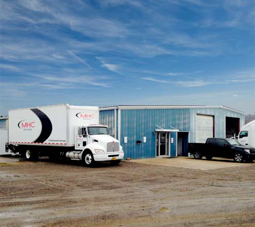 MHC Truck Leasing - Fort Smith