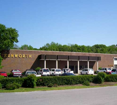 MHC Kenworth - Knoxville | MHC Truck Leasing - Knoxville