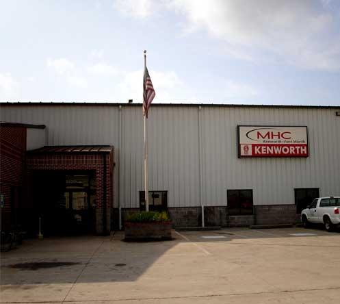 MHC Kenworth - Fort Worth