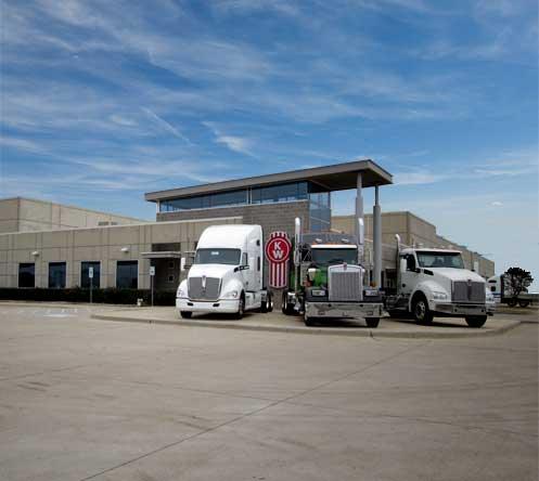 MHC Truck Leasing - Waco