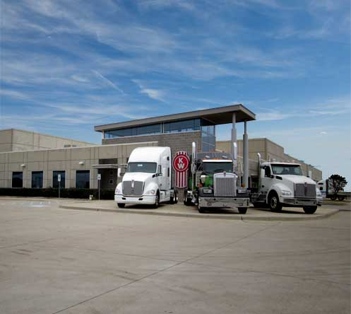 MHC Truck Leasing - Waco