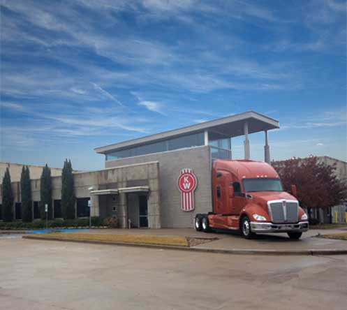 MHC Kenworth - South Dallas