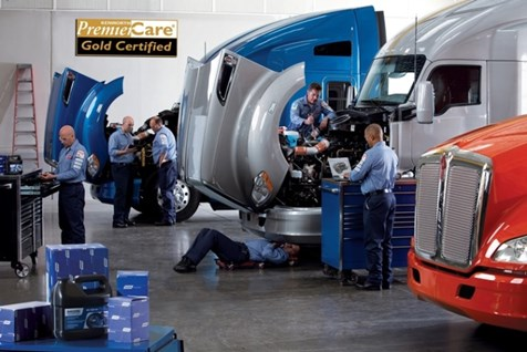 PremierCare Gold Certified Kenworth Dealerships