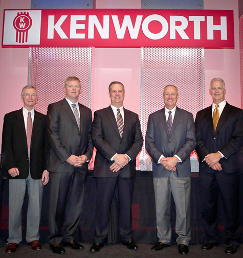 MHC Kenworth Earns 2015 Kenworth Medium Duty Dealer of the Year Award