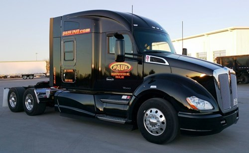 Paul Transportation Oklahoma Trucking Company