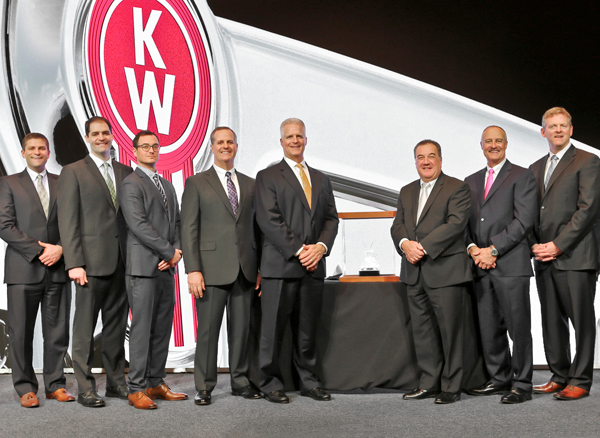2019 Kenworth Dealer of the Year Awards