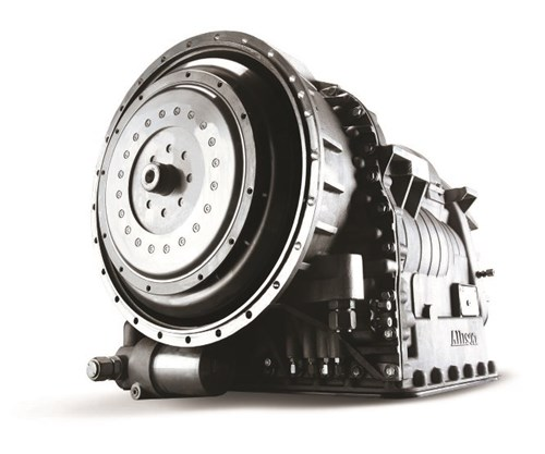 Kenworth To Offer Allison TC10  Automatic Transmission on T680 and T880
