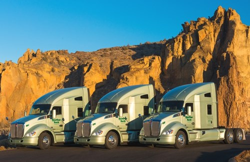 Kenworth TruckTech+ Helps Keep Central Oregon Truck Co. Rolling