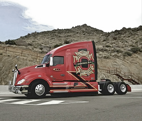 Certified Express Kenworth T680