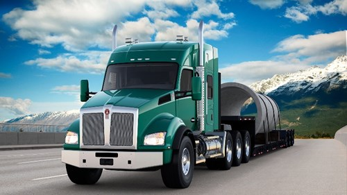 driver fuel economy enhancements kenworth