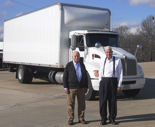 Batesville Customer Dunlap & Kyle Company Relies on MHC Kenworth - Memphis for spec'ing and delivering Kenworth T170, T270 and T370 trucks.