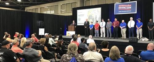 Kenworth Transition Trucking Award