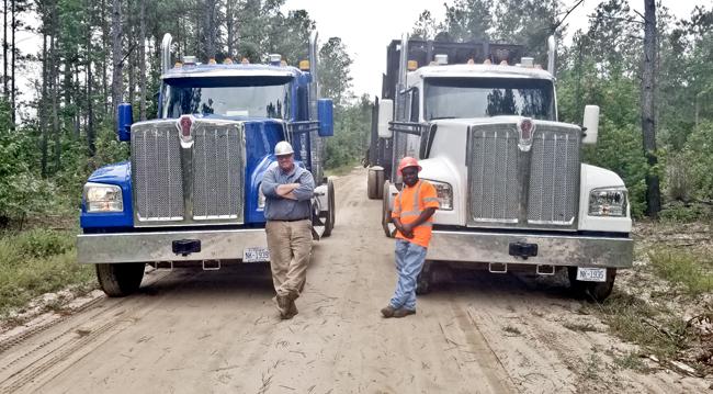 Goodson's All-Terrain Logging in Jacksonville, NC
