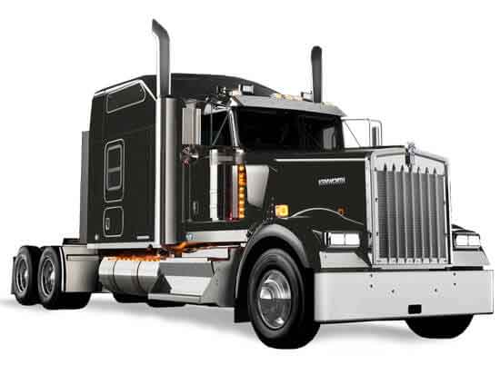 Kenworth ICON 900