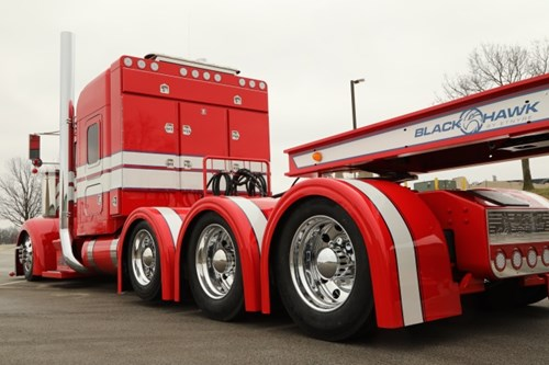 Kenworth W900L PKY Truck Beauty Championship Winner