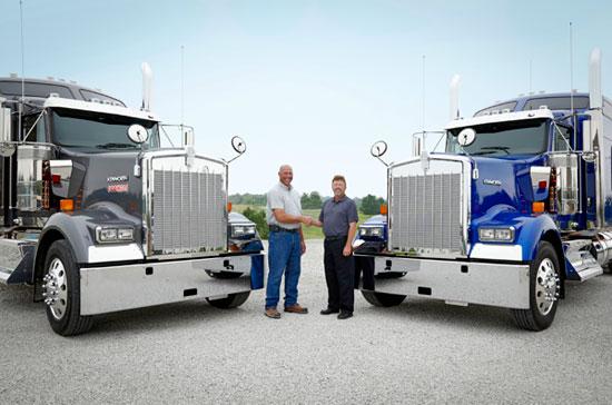 Keim ICON 900 Trucks