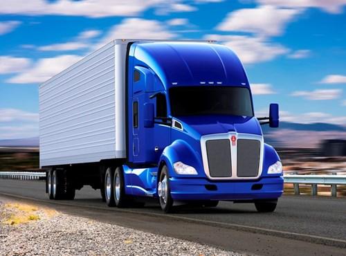 Kenworth T680 76-Inch Sleeper Truck