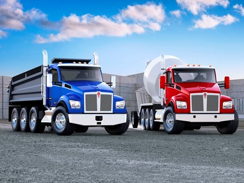 Differences Between Kenworth's T880 and T880S Trucks | MHC