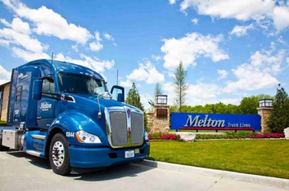 MHC Kenworth - Tulsa customer Melton Truck Lines