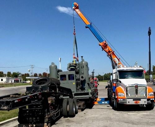 Pine Tree Towing Ohio Trucking Company