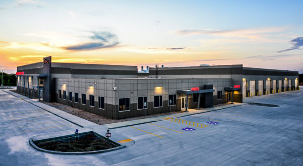 MHC Kenworth/Volvo - Springdale facility