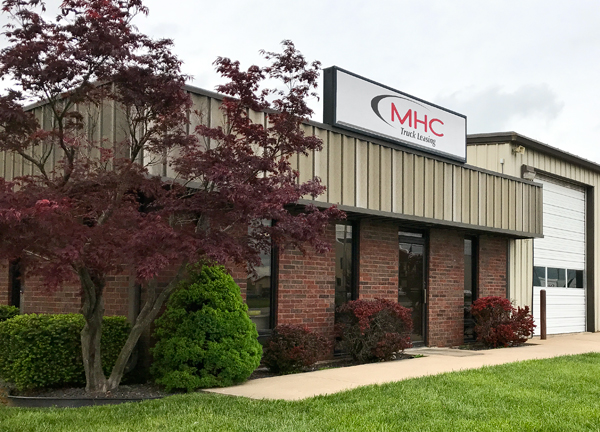 MHC Truck Leasing - Springfield facility