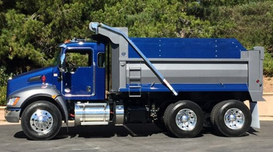 Kenworth T370 with Expanded Spec Options