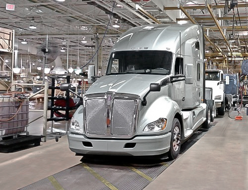 Kenworth T680 76 inch sleeper Chillicothe Plant
