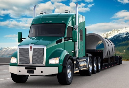 kenworth t880 sleeper keyless entry pr